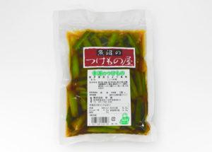 野沢菜たまり味の商品画像