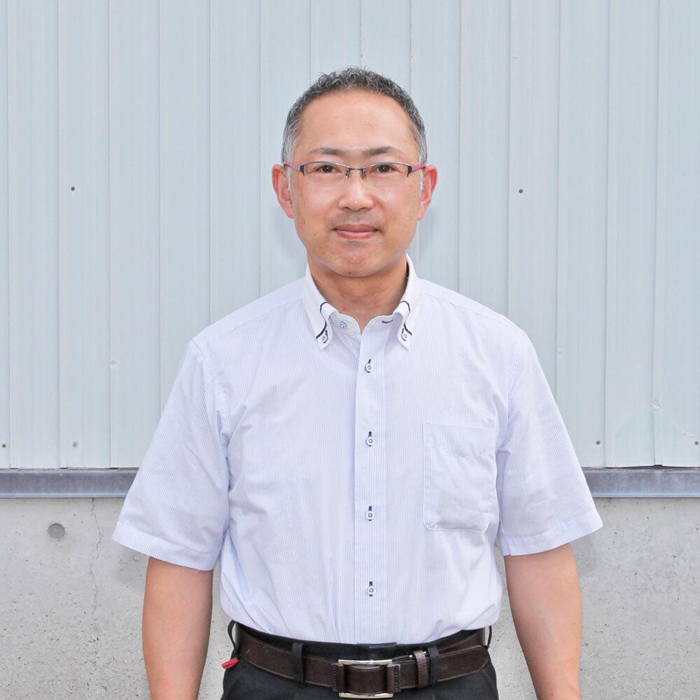 代表取締役社長 櫻井康司